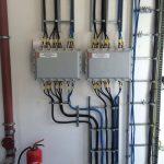 Referenzen elektrische Verkabelung